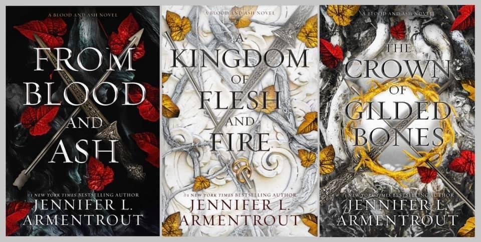 My Fancast/Dreamcast: From Blood and Ash series by Jennifer L. Armentrout –  NJG Entertainment.com